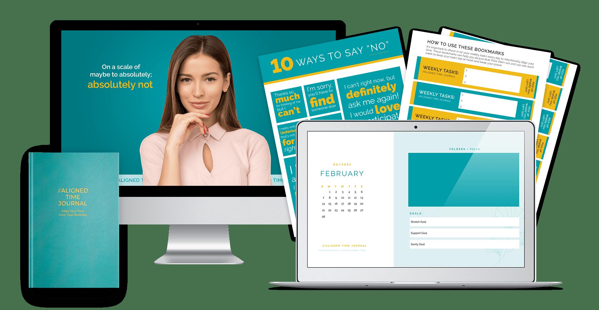 time management system planner